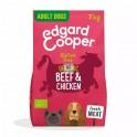 Edgard & Cooper sin gluten Adult vacuno-pollo ecológico y frescos 7 Kg Pienso para Perros