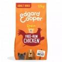 Edgard & Cooper sin cereal Adult Pollo Fresco 12 Kg Pienso para Perros