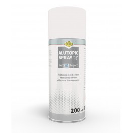 Alutopic Spray 200 ml Cicatrizante para Perros Gatos y Caballos