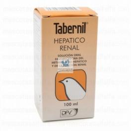 TABERNIL HEPATO RENAL 100 ml Protector Hepatico para aves ornamentales