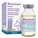 RHEUMOCAM 5 mg/ ml Inyectable 10 ml Antiinflamatorio para perros y gatos
