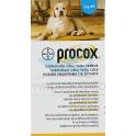 PROCOX 0.9+18 mgr/ml PERRO ORAL 7.5 ml desparasitar perros