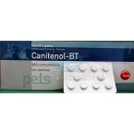 CANITENOL-BT 10 Comprimidos desparasitar perros y gatos