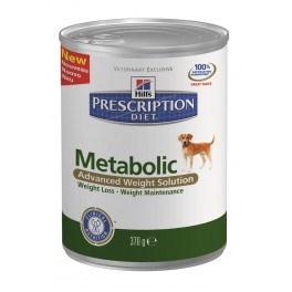 Hills Canine METABOLIC 12X370 gr Pienso para Perros