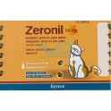 ZERONIL GATO Pipetas desparasitar gatos