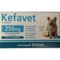 KEFAVET 250 mg 140 Comprimidos antibioticos para perros