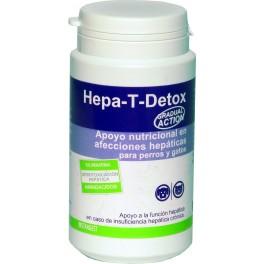 HEPAT DETOX Comprimidos Protector Hepático para Perros