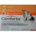 COMFORTIS 6´1-9´4 Kg 425 mg 6 Comprimidos pulgas en perros y gatos