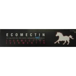 ECOMECTIN Pasta Oral 7.49 g 1 jeringa desparasitar caballos