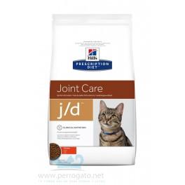 Hills Feline j/d 2 Kg comida para gatos