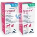 FUROSORAL 50 Comprimidos Diurético para Perros y Gatos