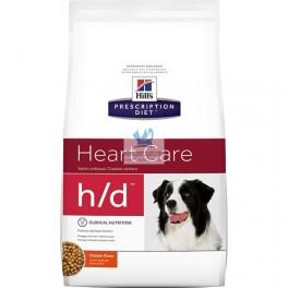 Hills Canine h/d 5 Kg pienso para perros con Problemas Cardíacos