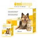 OMNIOMEGA CAPSULAS Suplemento Nutricional para Perros y Gatos