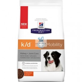 HILLS CANINE K/D + MOBILITY Pienso para Perros