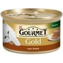 PURINA GOURMET GOLD TERRINE 24 x 85 g Varios Sabores Comida para Gatos