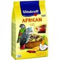 VITAKRAFT AFRICAN LOROS GRISES 750 gramosComida para Aves