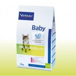 HPM BABY PRE NEUTERED CAT Comida para Gatos