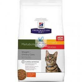 Hills Feline METABOLIC + URINARY STRESS Comida para Gatos