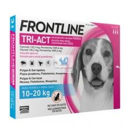 Frontline Tri-Act 2-5 Kg Antiparasitario Pipetas para perros