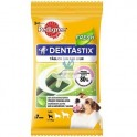 DENTASTIX FRESH Snacks Dental para Perros 10 Bolsas de 7 Sticks