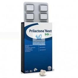 PRILACTONE NEXT 50 mg 30 Comprimidos Insuficiencia Cardiaca en perros