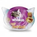 WHISKAS ANTIHAIRBALL SNACKS ANTIHAIRBALL 8x60 gr Comida para Gatos
