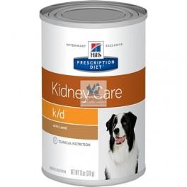 Hills Canine k/d 12x370 gr Pienso para Perros con Enfermedad Renal