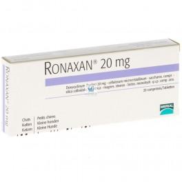 RONAXAN-20 Doxiciclina en Comprimidos para perros y gatos