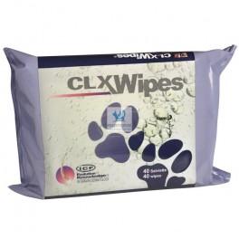 CLXWIPES POCKET Toallitas Higienicas para Perros y Gatos