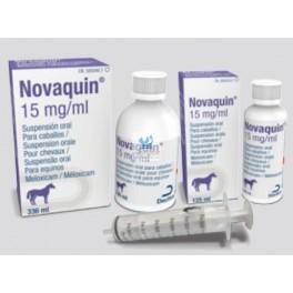 NOVAQUIN CABALLOS 335 ml Antiinflamatorio Oral para Caballos