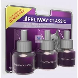 FELIWAY CLASSIC PACK 3 RECAMBIOS Feromona Felina