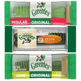 GREENIES Inividuales Snack Dental para Perros