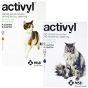 ACTIVYL GATO Pipetas desparasitar Gatos