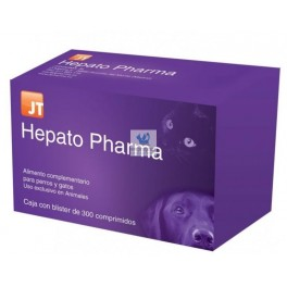 HEPATO PHARMA 60 Comprimidos Hepatorregulador para Perros y Gatos
