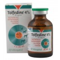 TOLFEDINE 40 mg/ml 30 ml Antiinflamatorio Inyectable Perros y Gatos