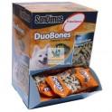 DISPLAY DUOBONES 40 Unidades Snacks para Perros