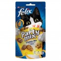 FELIX PARTY MIX 8 x 60 g Snacks para Gatos