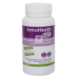 INMUHEALTH 60 Comprimidos Inmunorregulador para Perros y Gatos