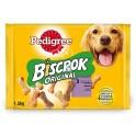 PEDIGREE BISCROK Original 6x1,5 kg Snack para Perros