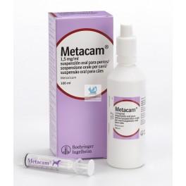 METACAM PERRO SUSPENSION ORAL 1,5 mg/ml Antiinflamatorio para Perros
