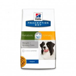 Hills Canine Metabolic + Urinary Pienso para Perros