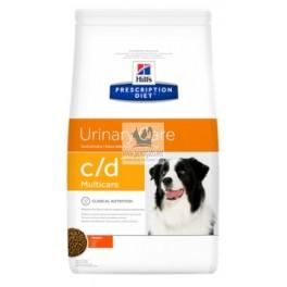 Hills Canine c/d Multicare pienso para perros con Problemas Urinarios