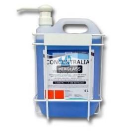 MIXGLASS CONCENTRALIA 5 Litros Limpiacristales Concentrado