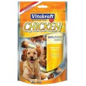 MUSLITOS DE POLLO 80 g Snacks para Perros
