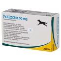 PALLADIA 50 mg ANTITUMORAL 20 Comprimidos para perros