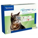 EFFIPRO DUO SPOT ON GATO PIPETAS Antiparasitario Externo