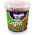 BARRITAS LIGHT 200 Gramos Snacks para Perros