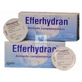 EFFERHYDRAN 48 TABLETAS Rehidratante para Perros Gatos y Caballos