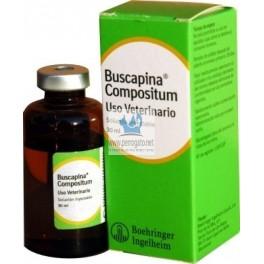 BUSCAPINA COMPOSITUM 30 ml Espasmolítico y analgésico para Caballos