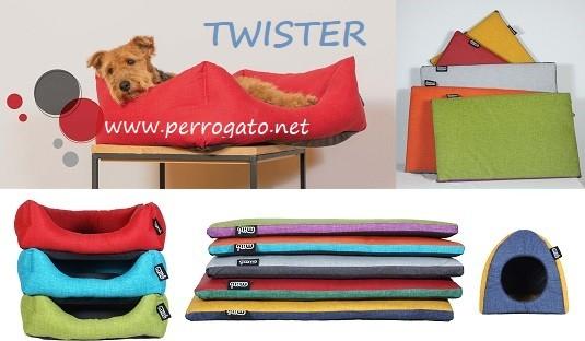 Twister, Camas, Colchonetas, Colchones, Iglús